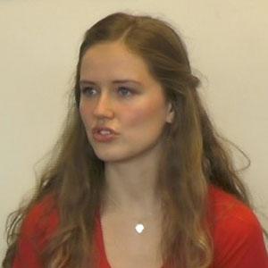 Studiekeuzecoach Samantha Bakker